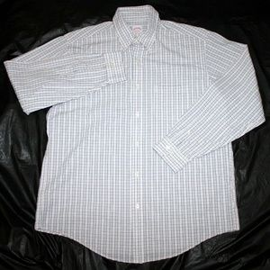 Brooks Brothers 1818 Long Sleeve Button Down Shirt